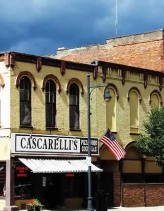 Cascarellis Albion Dinner Theatre